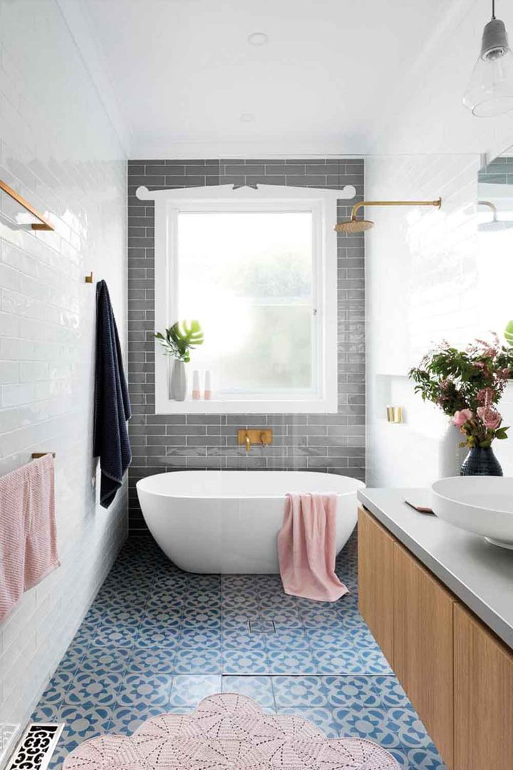 Photo of 16 bathroom design ideas that work for a busy family