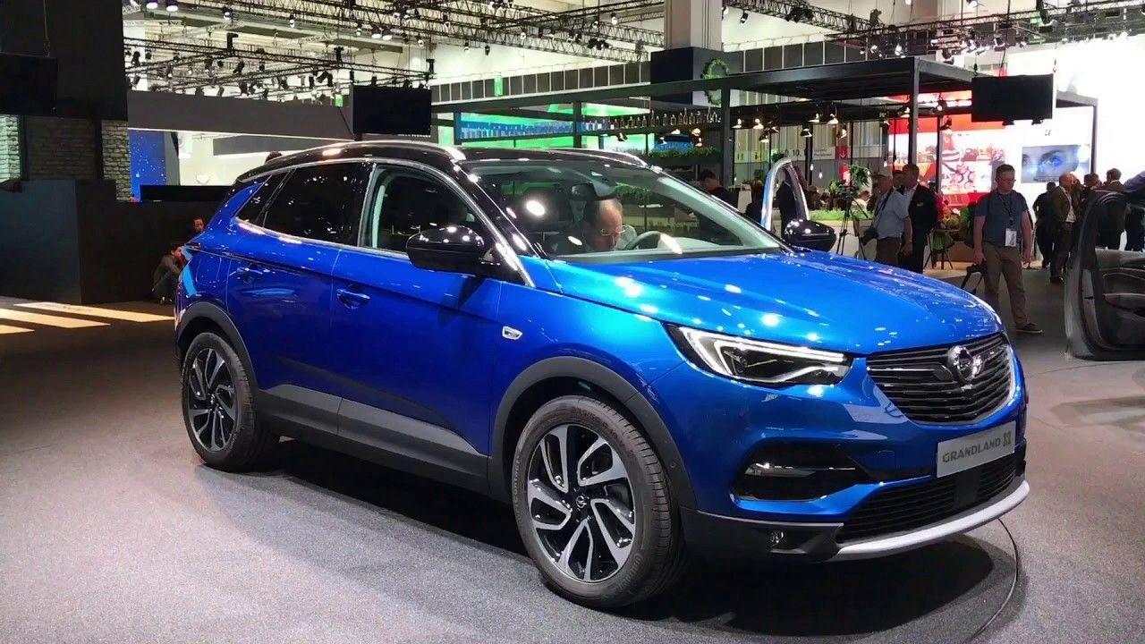 2019 Opel Grandland X Opel Suv Amazing Photo Gallery