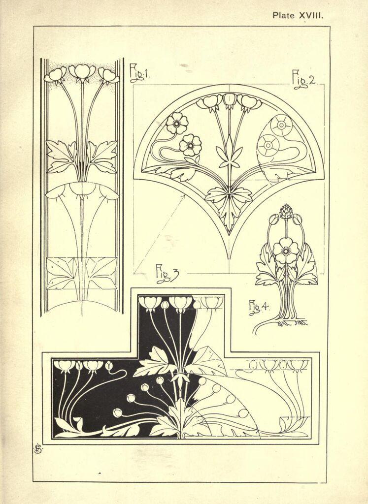 Pin de Bea Antrim en Deco/nouveau | Pinterest | Dibujos bordados ...