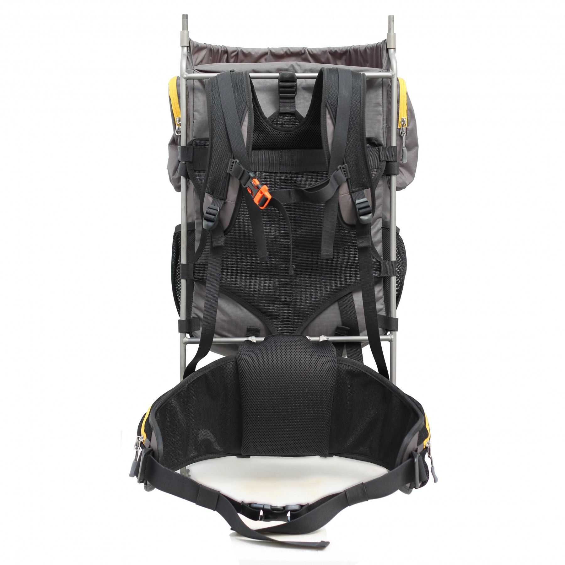 Vargo Ti-Arc Backpack Titanium external frame Ultralight Backpack ...