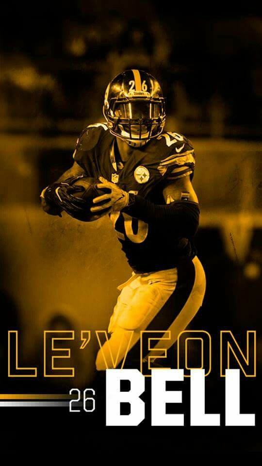 26 Le Veon Bell Pittsburgh Steelers Pittsburgh Steelers Football Pittsburg Steelers Pittsburgh Steelers Clothes
