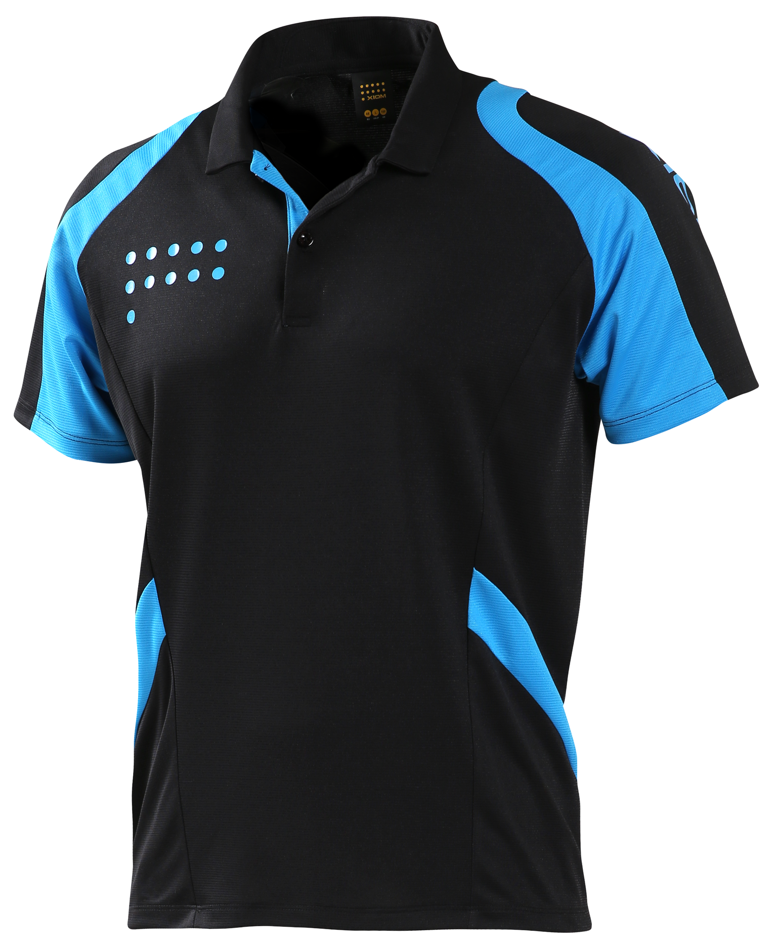 af6733f7 Xiom Shirt James black/blue | Shirts | Clothing | Tabletennis11.com (TT11