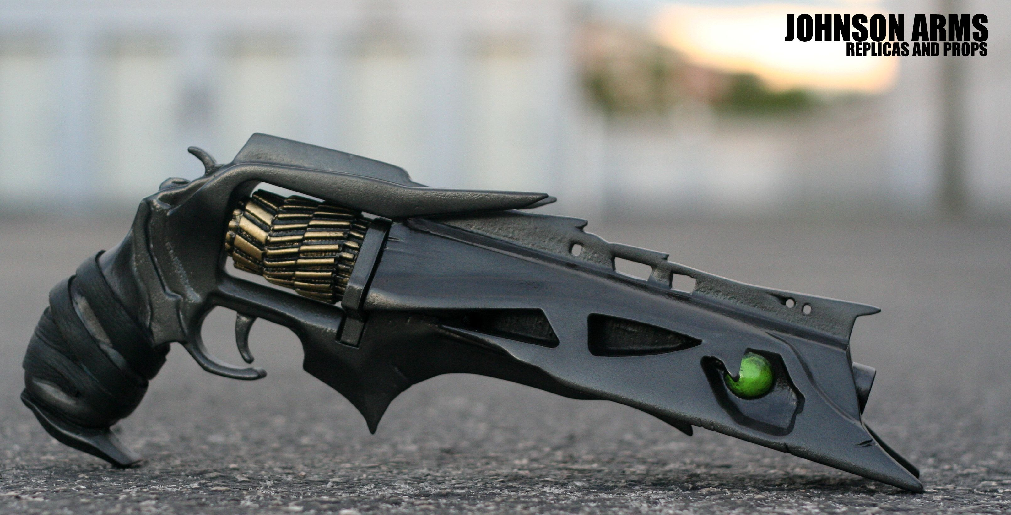 Thorn Hand Cannon by Johnson Arms Replicas and Props