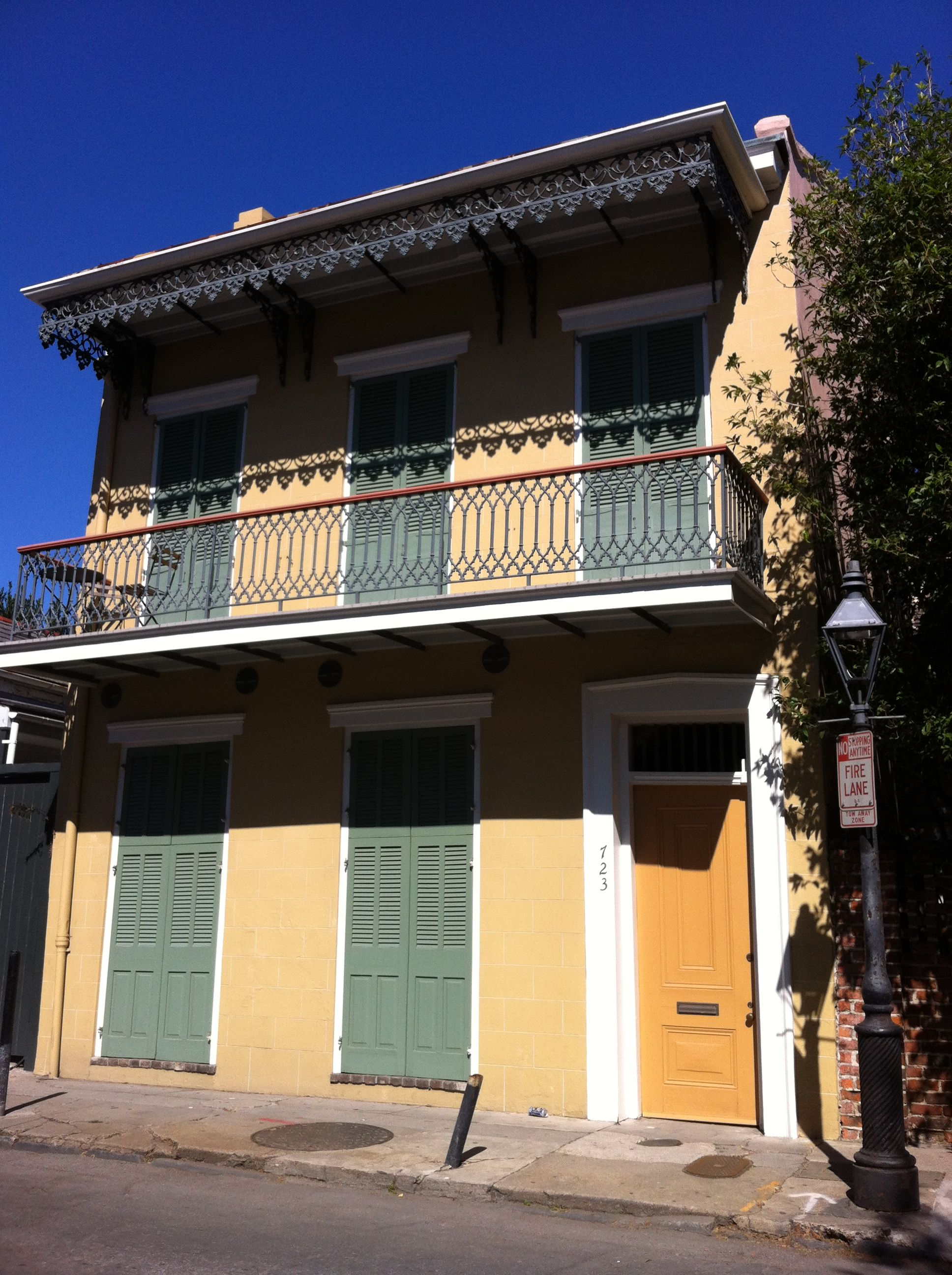 French Quarter Townhouse