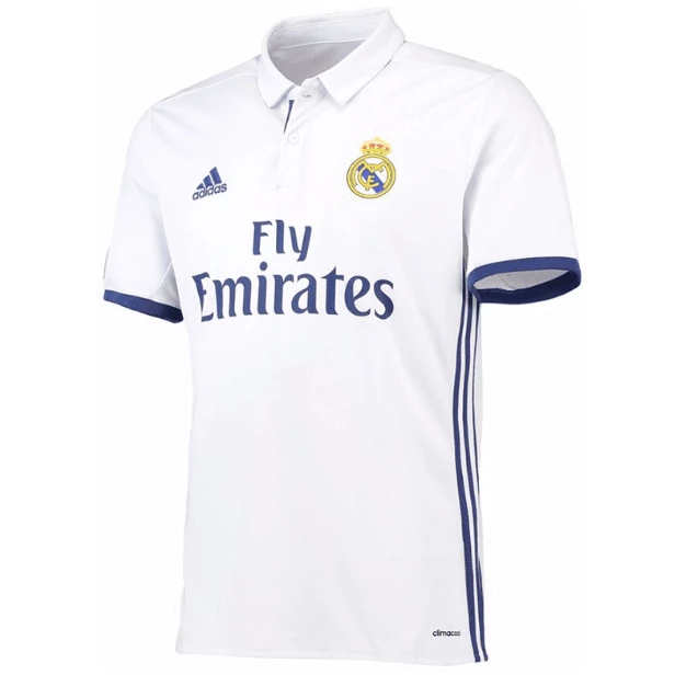 Real Madrid C F Football Club Adidas Home 2016 17 Retro Classic Vinta Www Worldsoccerfootballshop Com Camisetas Camisetas De Futbol Camisa De Futbol