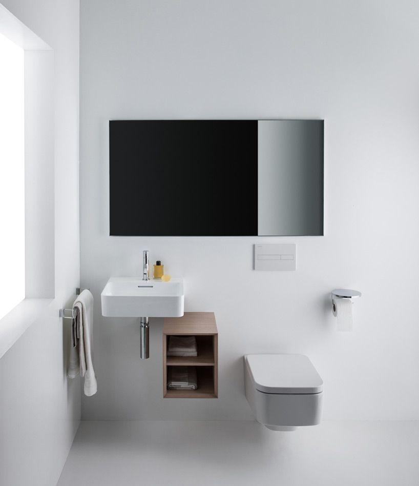 laufen bathroom furniture. Laufen Bathroom Furniture. Konstantin Grcic Val Saphirkeramik Designboom Furniture