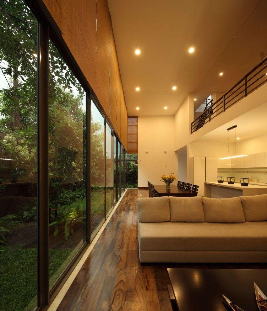Kwa Architects Design A Contemporary Home In Colombo Sri L