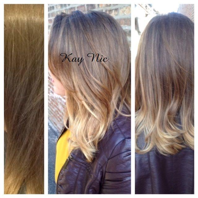 Ombre By Nicole Ombre Blonde Brunette Color Hair Salon Elmhurst Chicago Organic Mfpsalon Balayage Keratin Treatment Childrens Haircuts