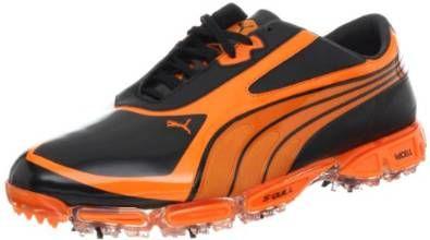 Puma Mens AMP Cell Fusion SL Golf Shoes