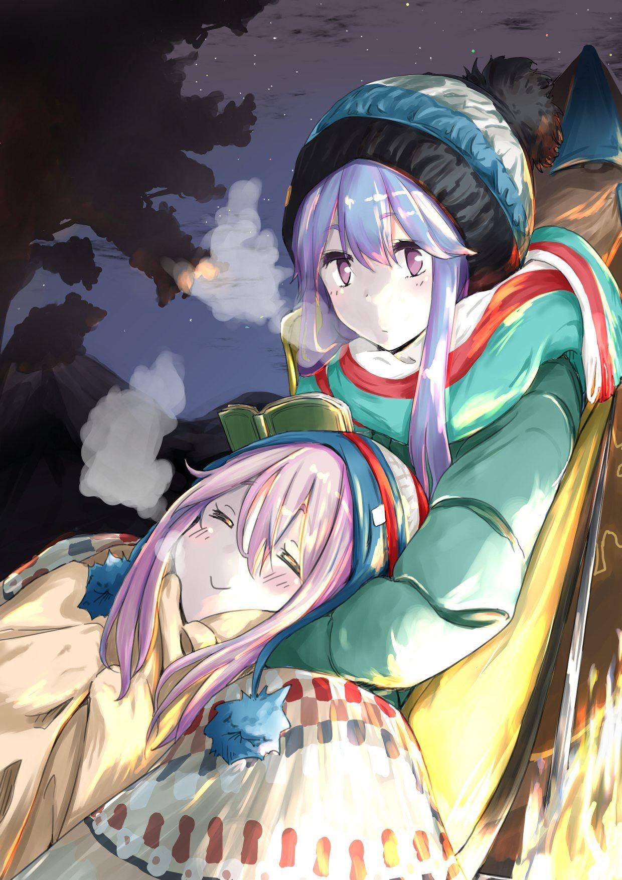 ゆるキャン△ / Yuru Camp Rin, Nadeshiko