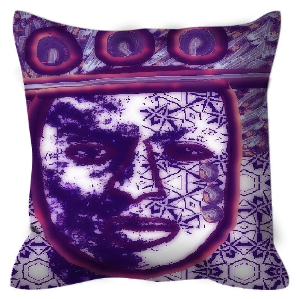 """King Things Throw Pillow  #featuredproduct """"King Things"""" #throwpillow #3pieceurbanartisan  #outfy"""
