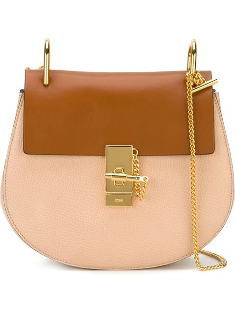 be2e98f441e CHLOÉ  Drew  Shoulder Bag.  chloé  bags  shoulder bags  lining  suede