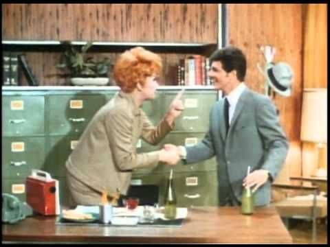 The Lucy Show - Lucy The Starmaker with Frankie Avalon ( Part 3 of 3 ) - YouTube