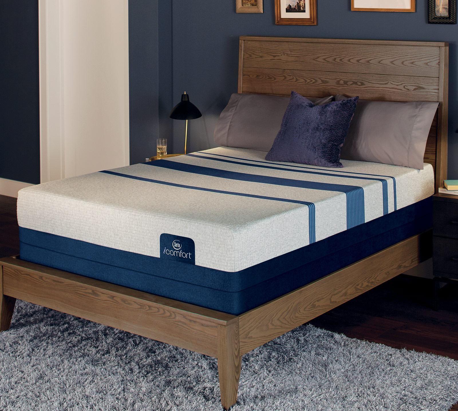 Blue touch 500 plush 2300 mattress buying