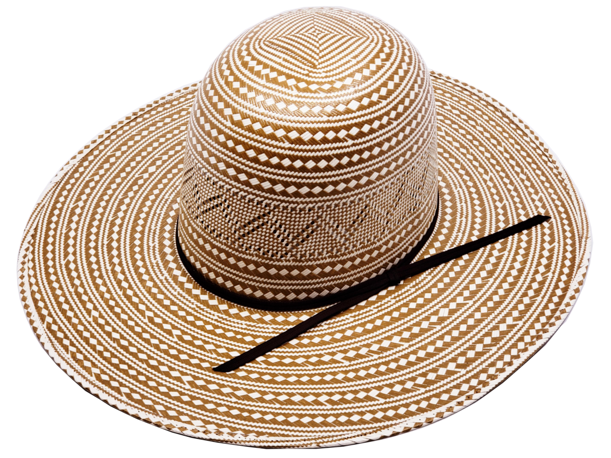 a6d04d7585ce3 Style Pictured  Reining Crease These Straw Hats Are Sure To Turn Heads!  Have All