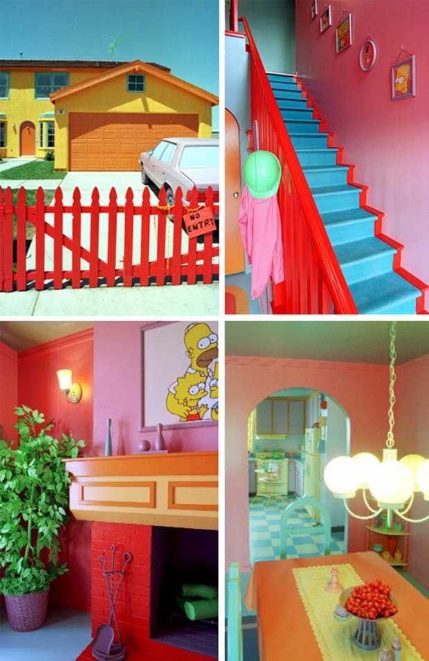 Casas de famosos: animación llevada a la realidad
