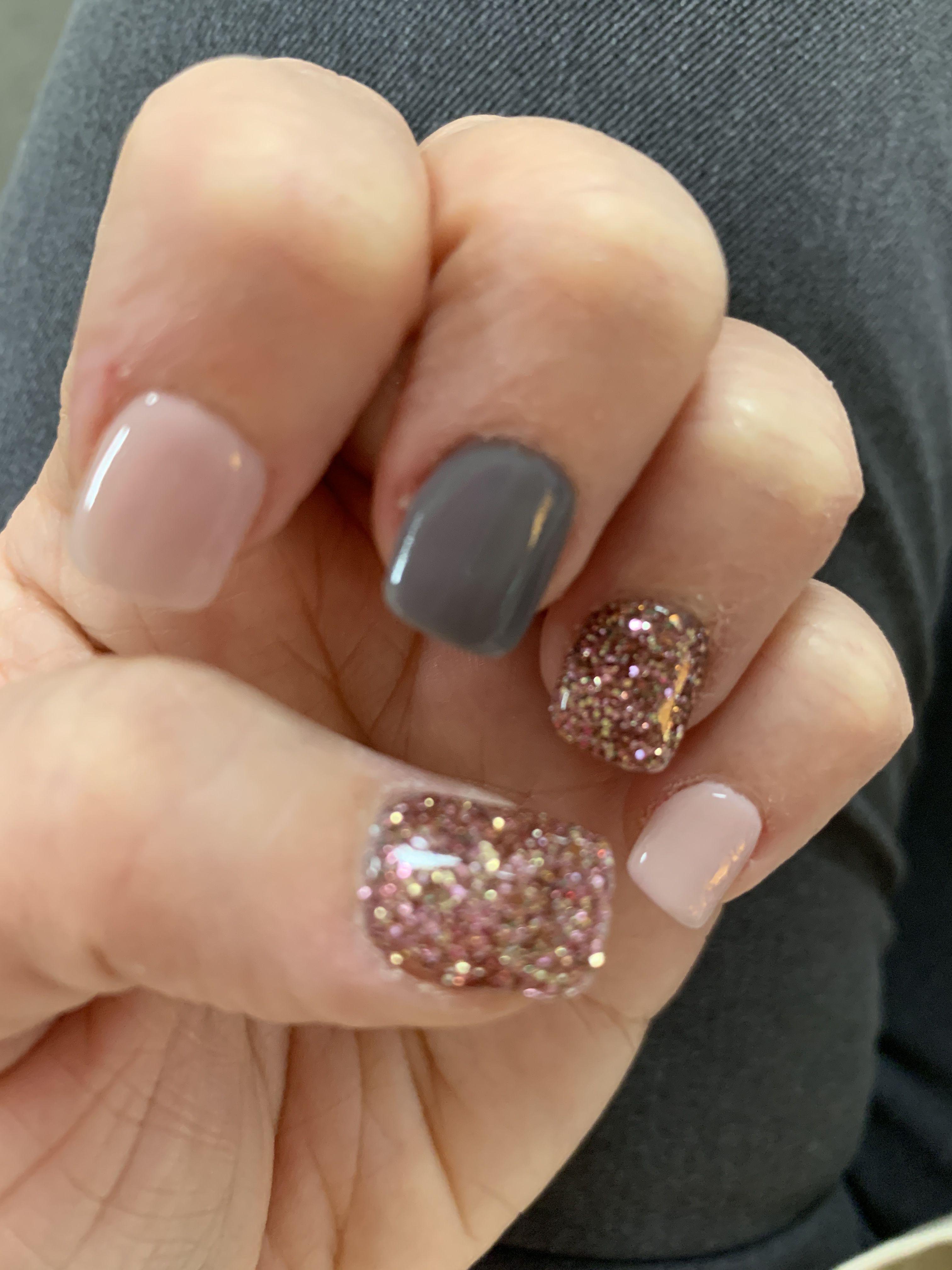 Cute Nail Designs Dip