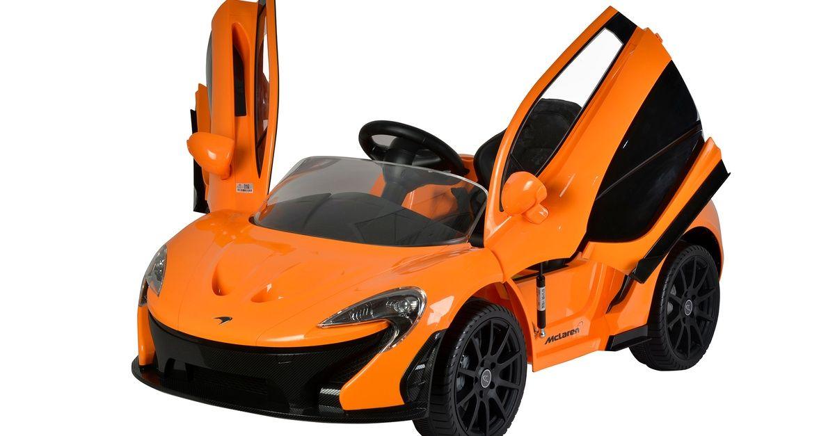 Mclaren P1 Ride On Toy Ride On Toys Kids Ride On Mclaren P1