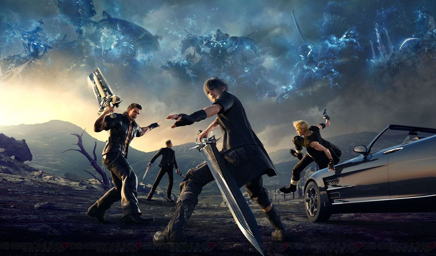 Final Fantasy Xv A New Empire Made 375 Million In 2018 Final