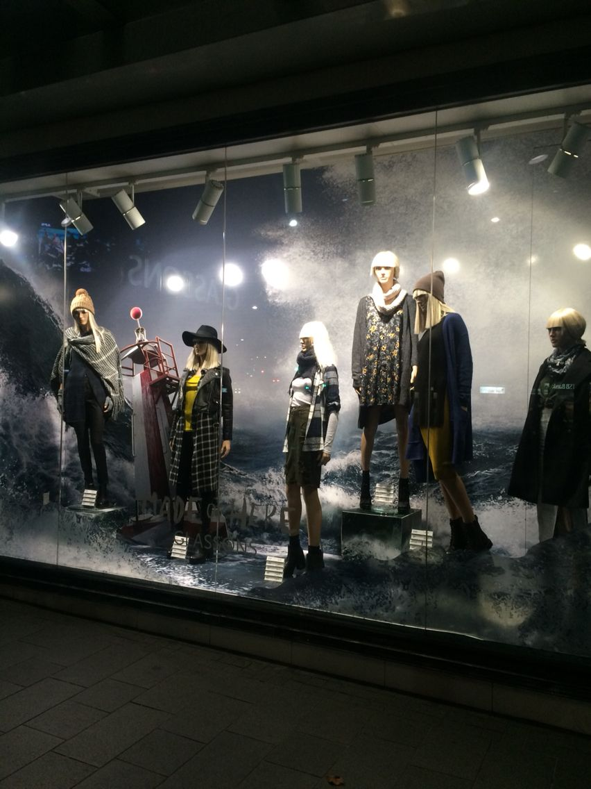 """GLASSONS,Newmarket, Auckland,New Zealand, """"Experiencing ..."""