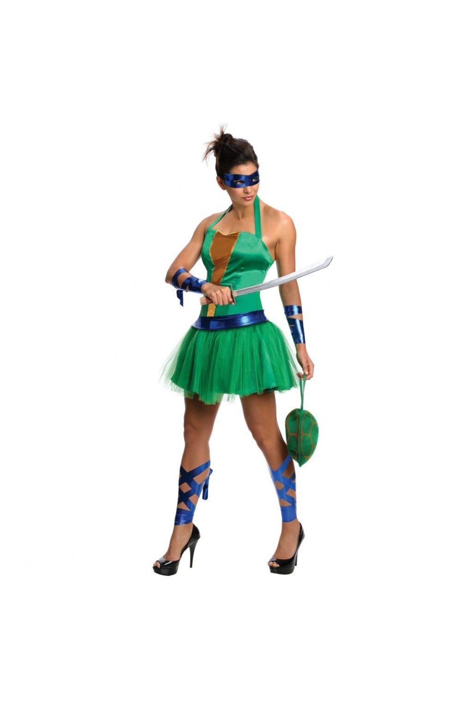 ¡Mooola! Disfraz de Leonardo de las Tortugas Ninja para ...