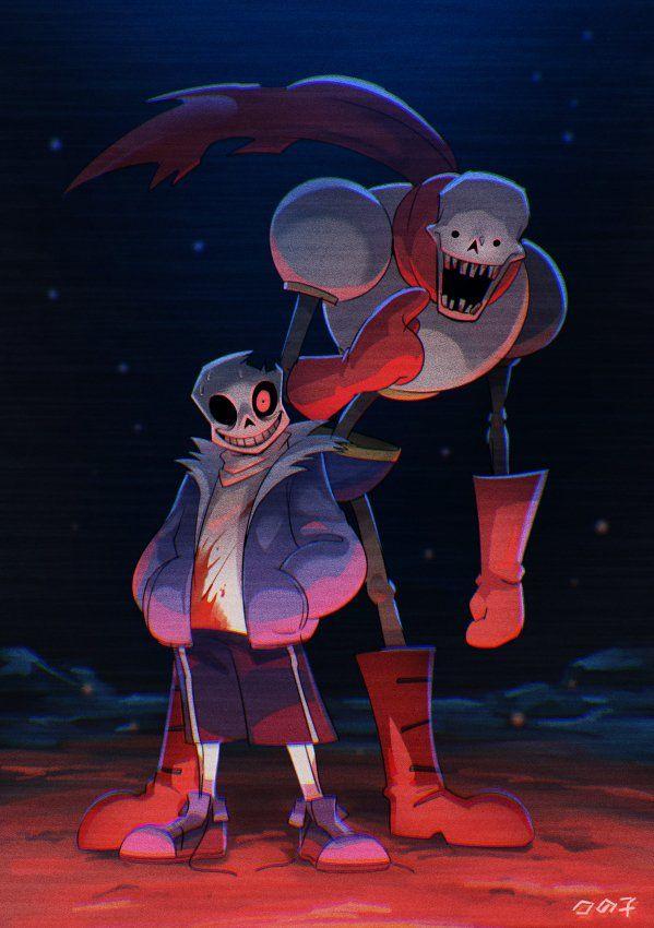 Horrortale Shudders Horrortale Horror Sans Undertale Drawings