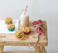 Rachel Khoo's Mini Muesli Muffins #coffeemorning #macmillancancer #muffins #rachelkhoo   For the recipe visit our page: http://coffee.macmillan.org.uk/tips-ideas-and-recipes/Recipes/Celebrityrecipes/Morecelebrityrecipes/Rachel-Khoos-Mini-Muesli-Muffins.aspx#.U6v49JRdX8g