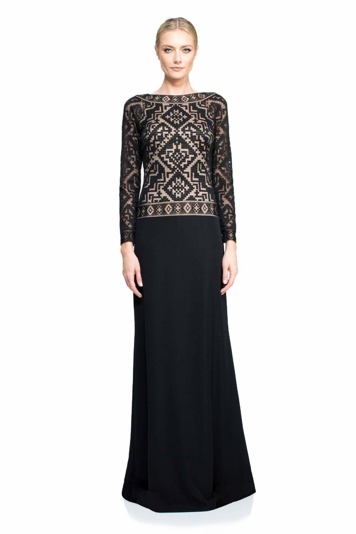 Dramatic Elegant Long Dresses