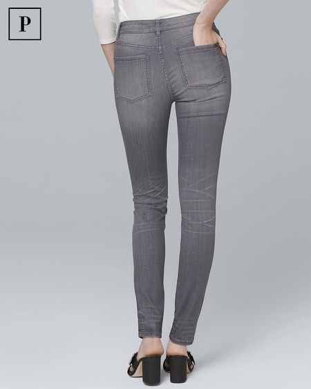 e8613a67e37b3 Women's Petite High-Rise Skinny Jeans by White House Black Market ...