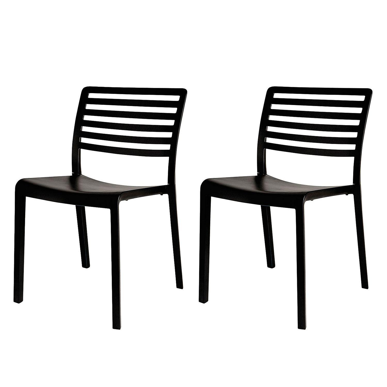 Esszimmerstuhl Lama 2er Set Kunststoff Schwarz Viggo Jetzt Bestellen Unter Https Moebel Ladendirekt Esszimmerstuhle Esszimmer Mobel Stuhle