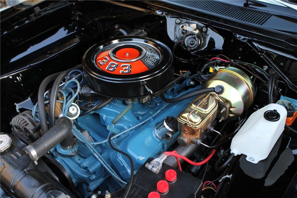 1969 plymouth barracuda 383 engine | Barracuda & A-Body