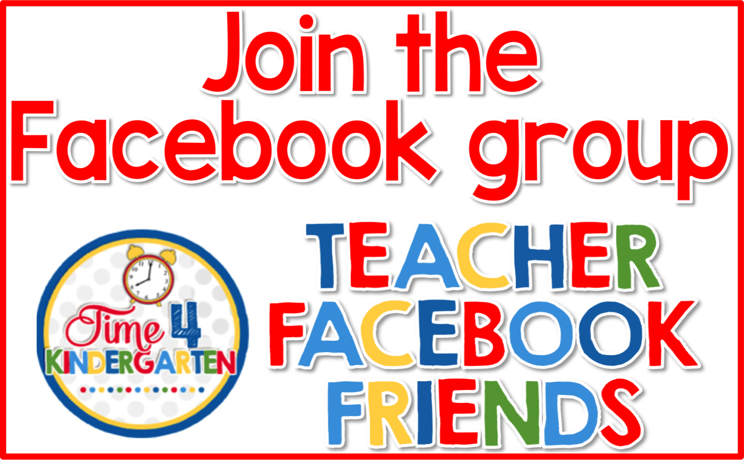 Join The Facebook Group For Early Childhood Educators And