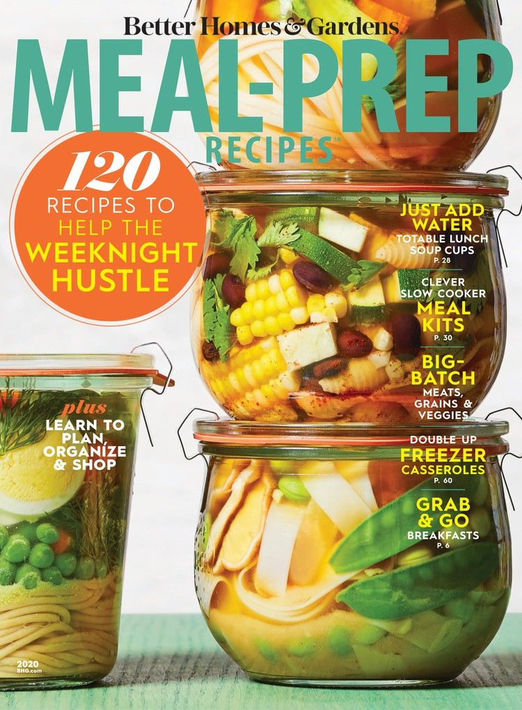 Better Homes And Gardens Instant Meals