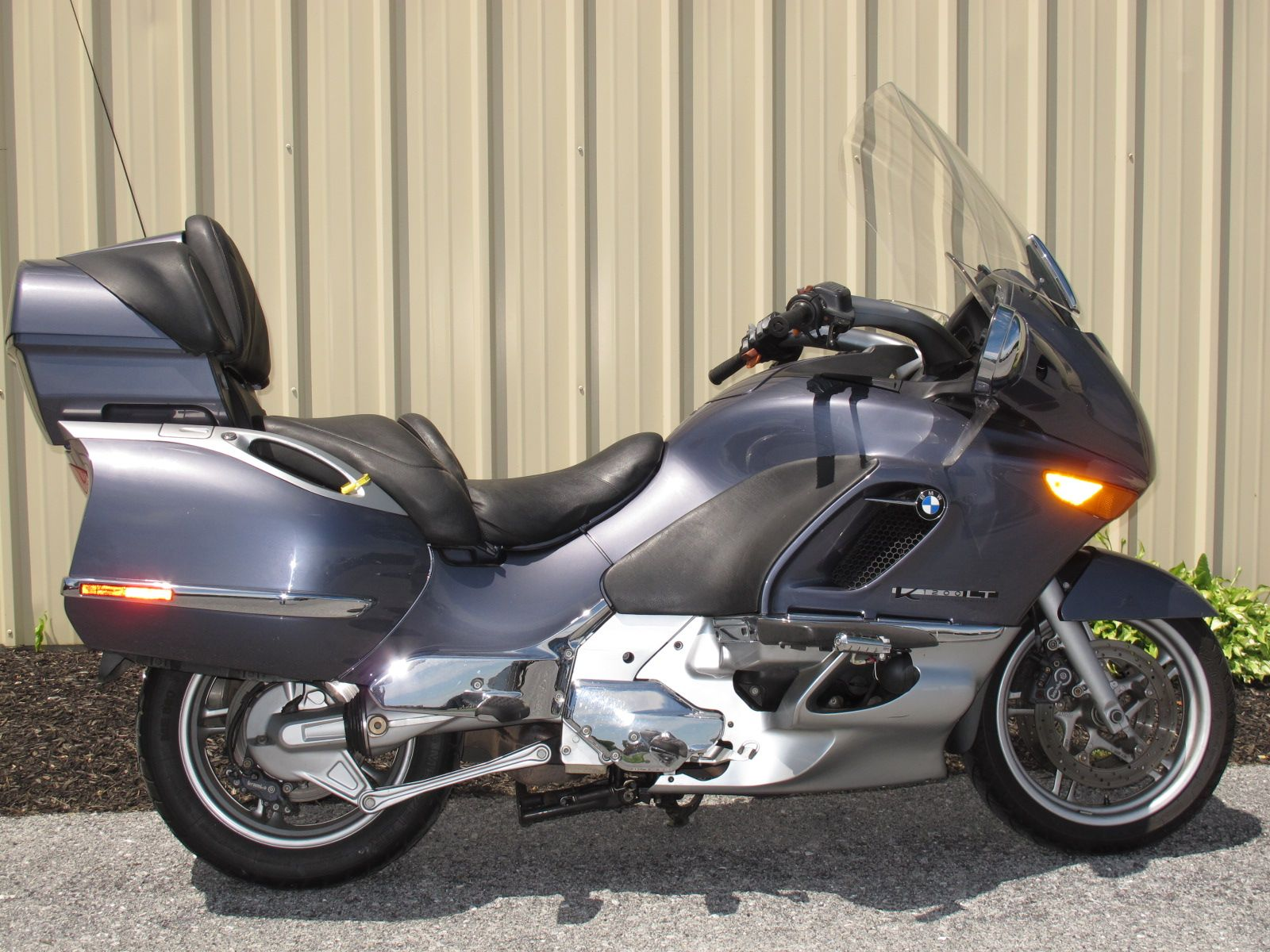 BMW K1200LT Motorcycles for sale at Wengers of Myerstown