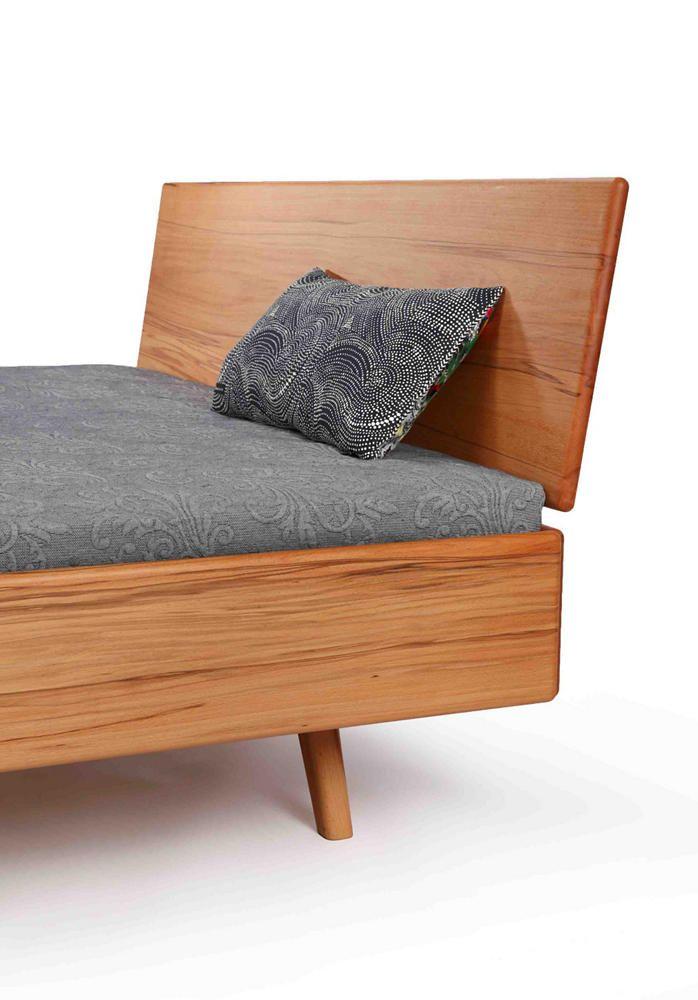 Bett Donna 02 | bed | Pinterest | Bett, Schlafzimmer and Holz