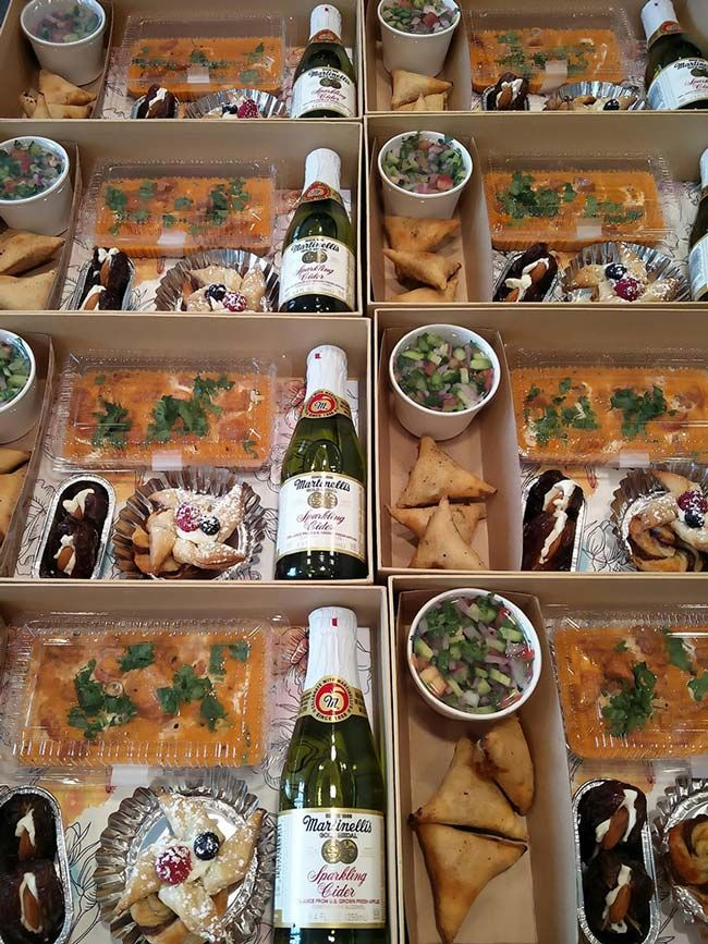 Ramadan Iftar Boxes For Neighbors Modernmuslimhome Com Ramadan