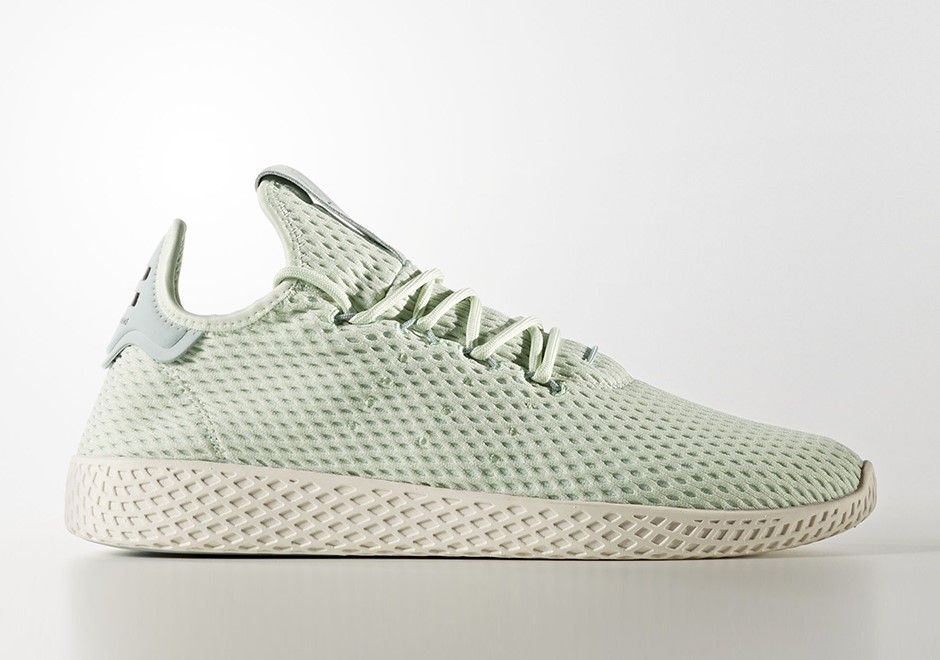 Pharrell Williams X Adidas Tennis Hu | CP9765 - Retro Shoes