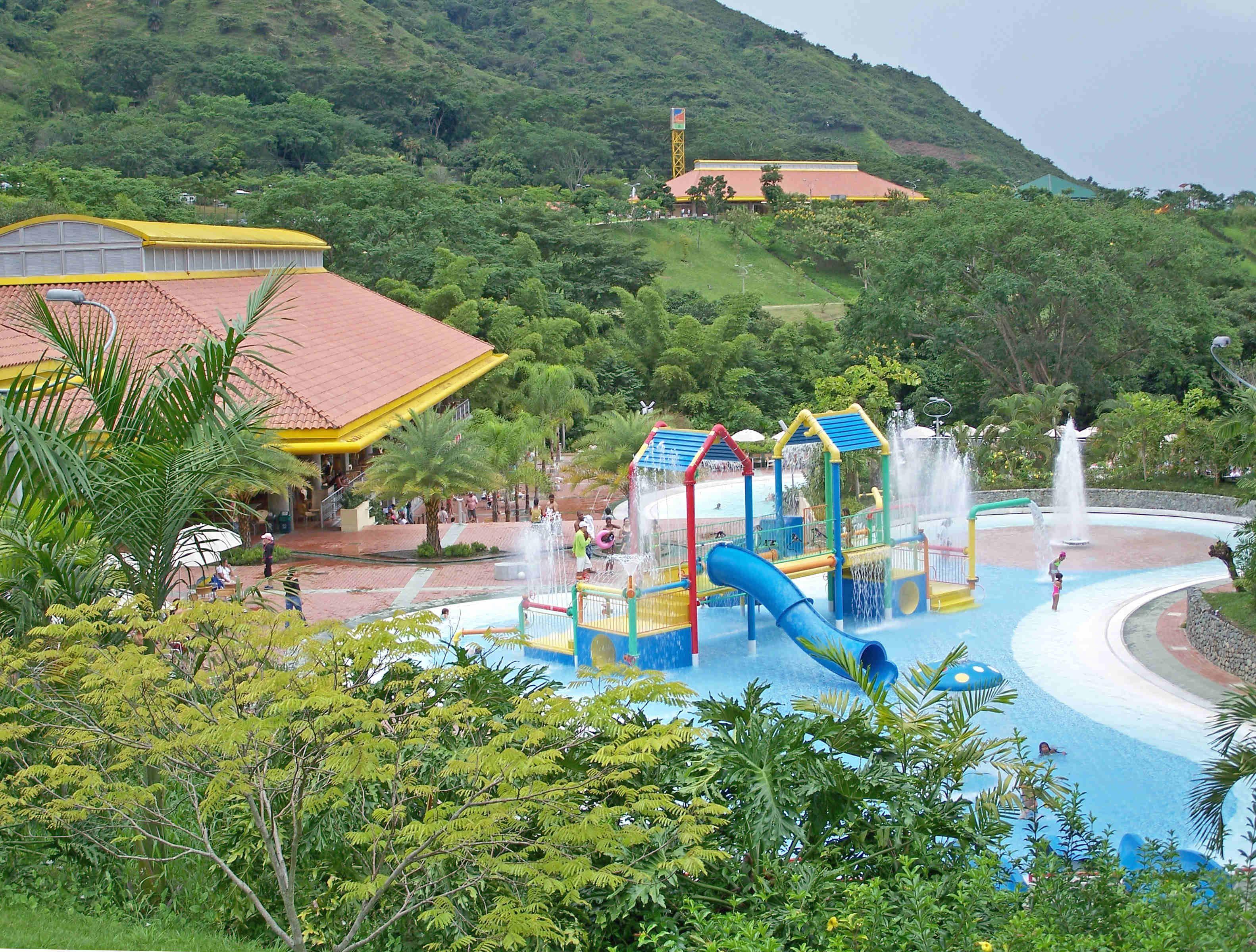 Parque Recreativo Los Tamarindos Direccion Tecnica Y Operativa De La Construccion De La Tercera Etapa Del Parque Construccion Ciudades De Colombia Parques