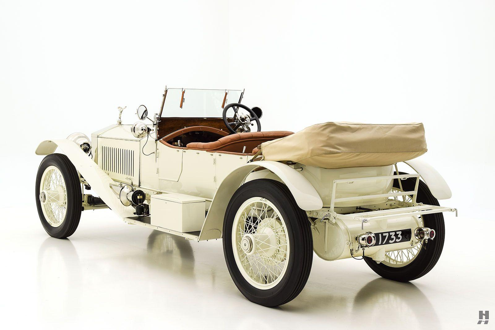 1913 RollsRoyce Silver Ghost Sports Tourer Classic Car