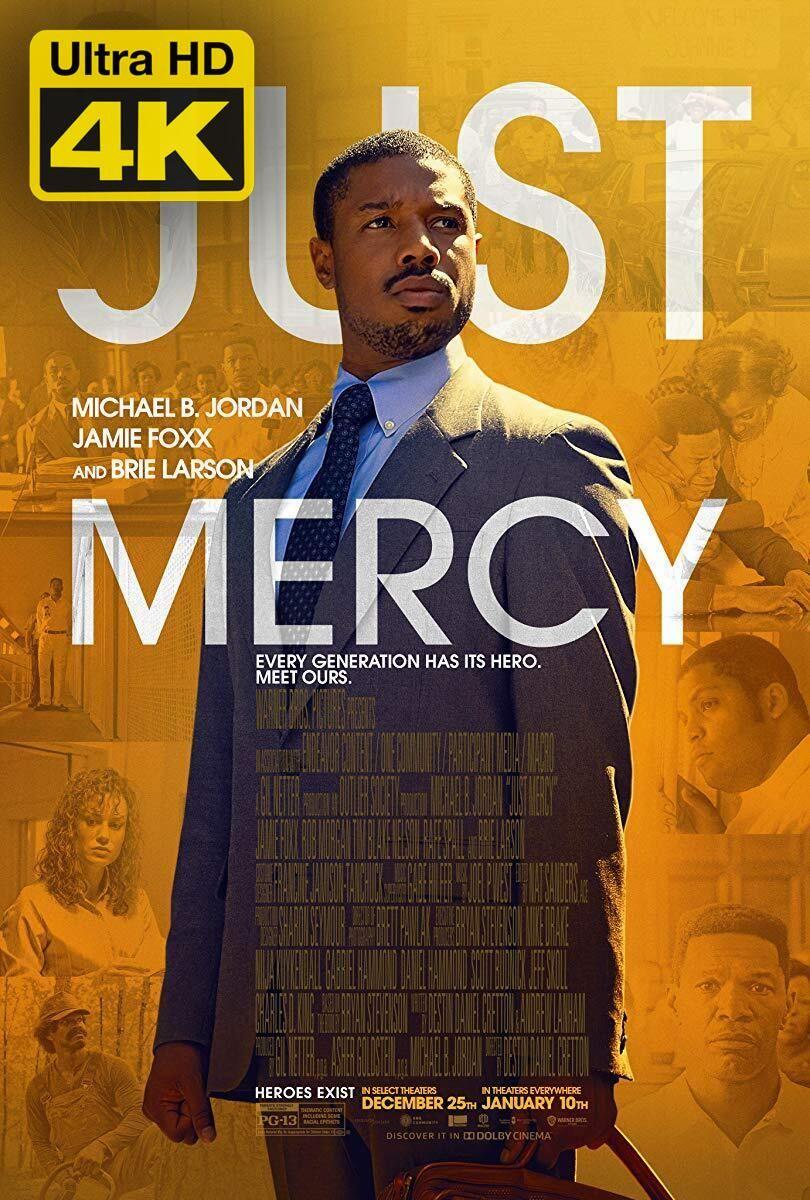 4k Ultra Hd Just Mercy 2019 Watch Download Just Mercy 2019 Mercy Movie Free Movies Movie Dialogues