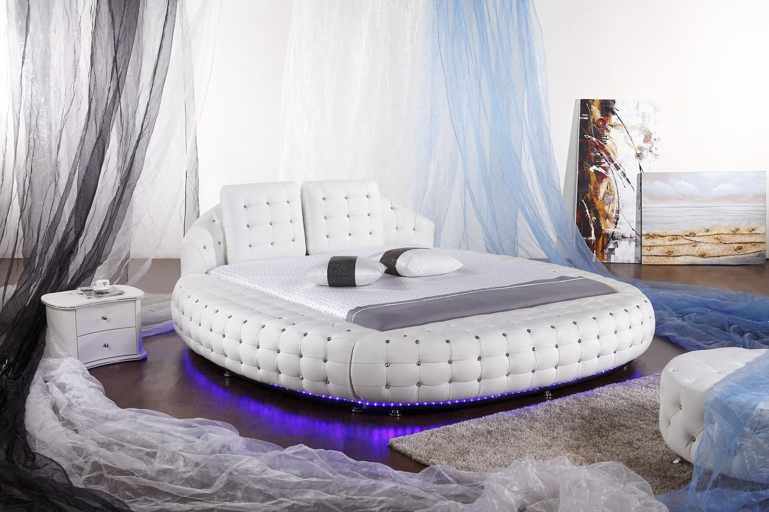 Round Bed Model 5 Round Bed Round Beds Bed Design