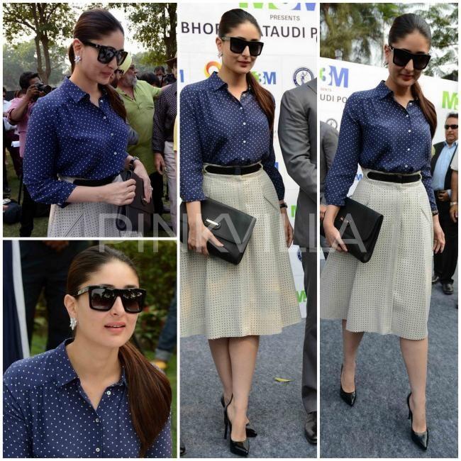 Yay Or Nay Kareena Kapoor Khan In Zara Bollywood Fashion Bollywood Celebrities Kareena Kapoor Khan