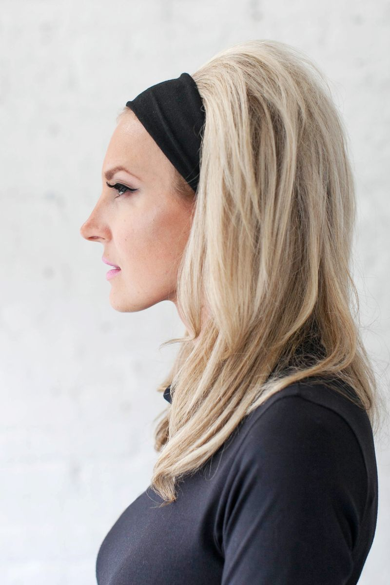 Brigitte bardot hair tutorial hair u beauty pinterest headband