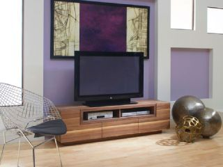 patta tv stand purple living room