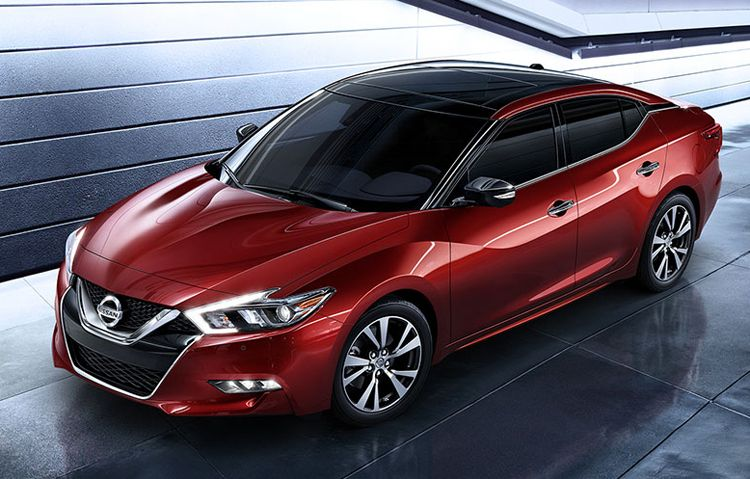 2016 Nissan Maxima Maximum Luxury and Performance for All