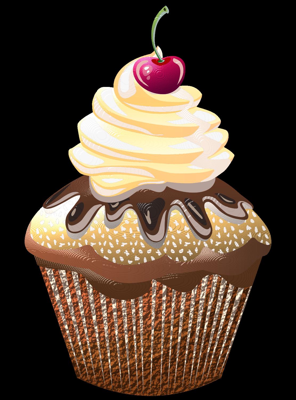 CUPCAKE* ** * | Cupcakes | Cupcake clipart, Cupcakes ...