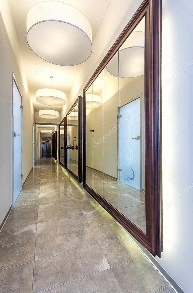 magnifique miroir couloir moderne | Décoration française | Pinterest ...