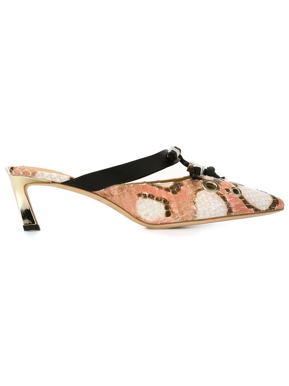 Chaussures - Mules Msgm Dl1UAZ2vmw