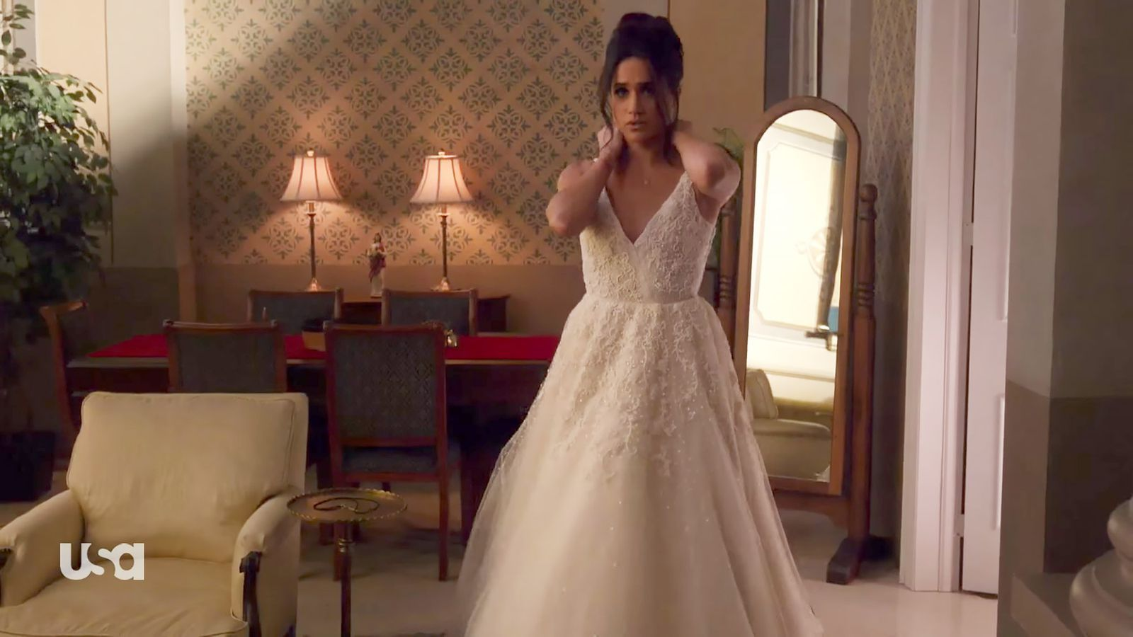 The Dreamiest Tv Wedding Dresses Of All Time