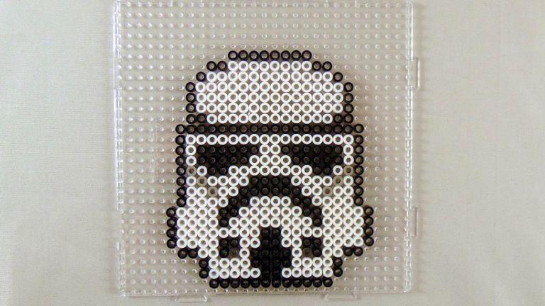 Stormtrooper Star War Perler Beads By Caseylcarr Bugelperlen